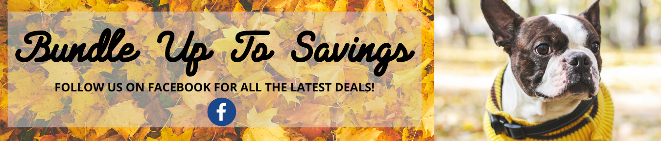 Bundle Up To Savings