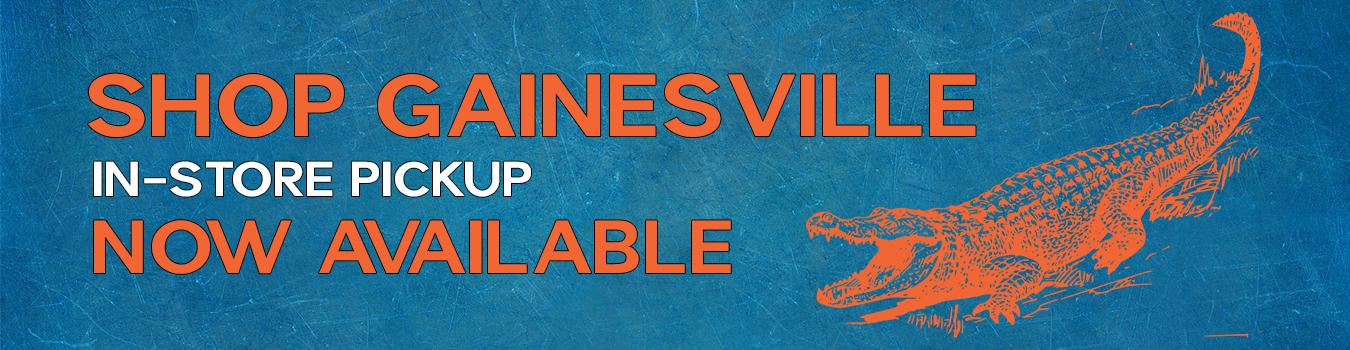 Shop now in Gainesville
