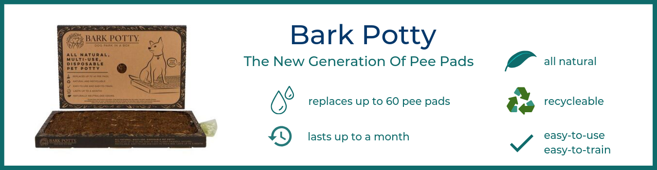 Bark Potty All Natural Pee Pads