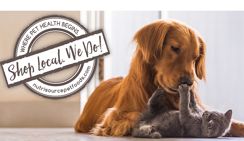 NutriSource Pet Foods Support Local Business