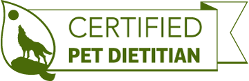 Certified Pet Dietitian
