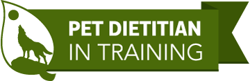 Pet Dietitian In Training