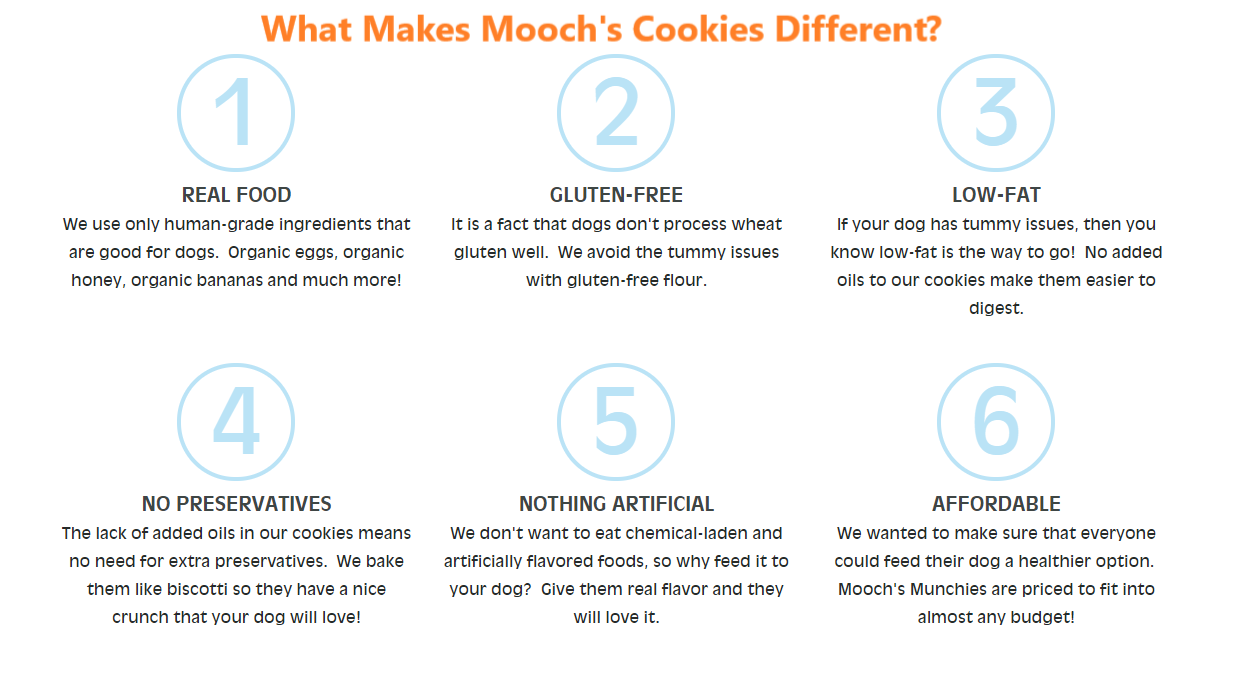Why Mooch's