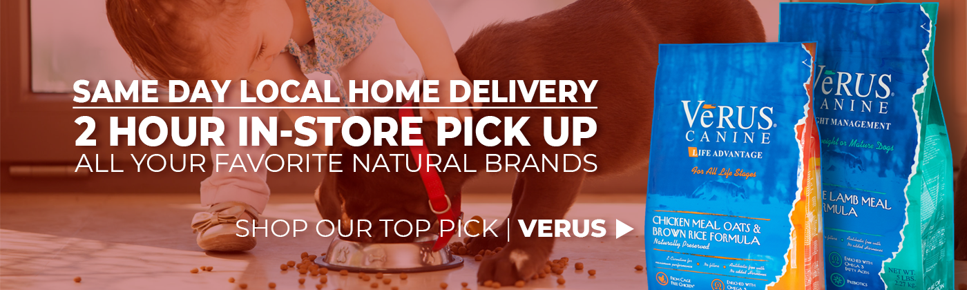 Same Day Local Home Delivery & Pick-Up! Shop VERUS