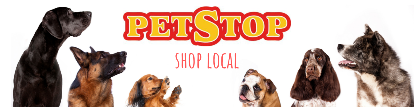 PetStop - shop local