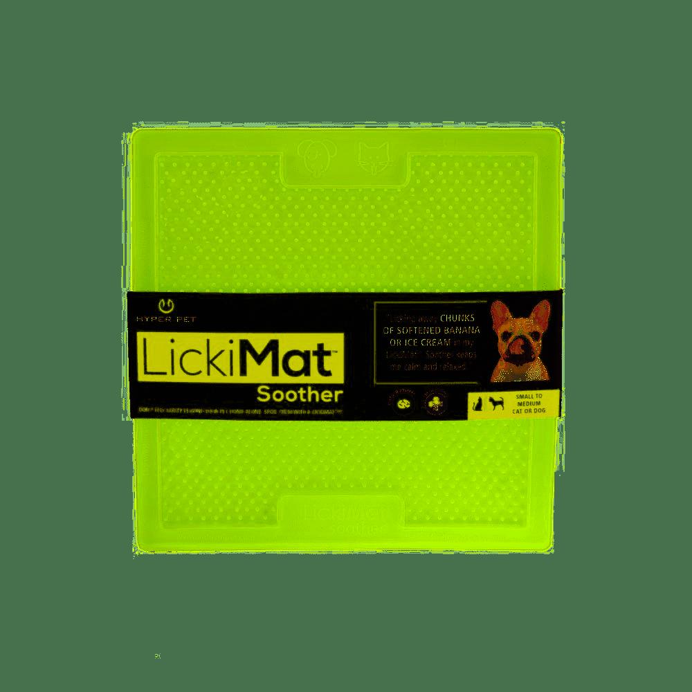 Hyper Pet LickiMat Soother Slow Feeding Mat