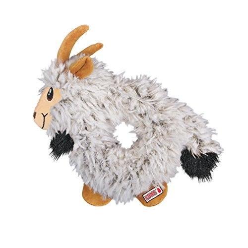 Trekkers Goat Dog Toy, Medium/large
