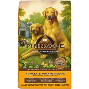 Pinnacle Turkey and Potato Grain-Free Formula Dog Food
