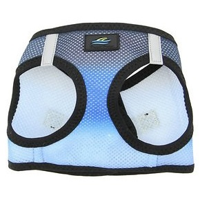 Doggie Design American River Choke-Free Dog Harness Ombre Collection, Midnight Sky, XX-Small