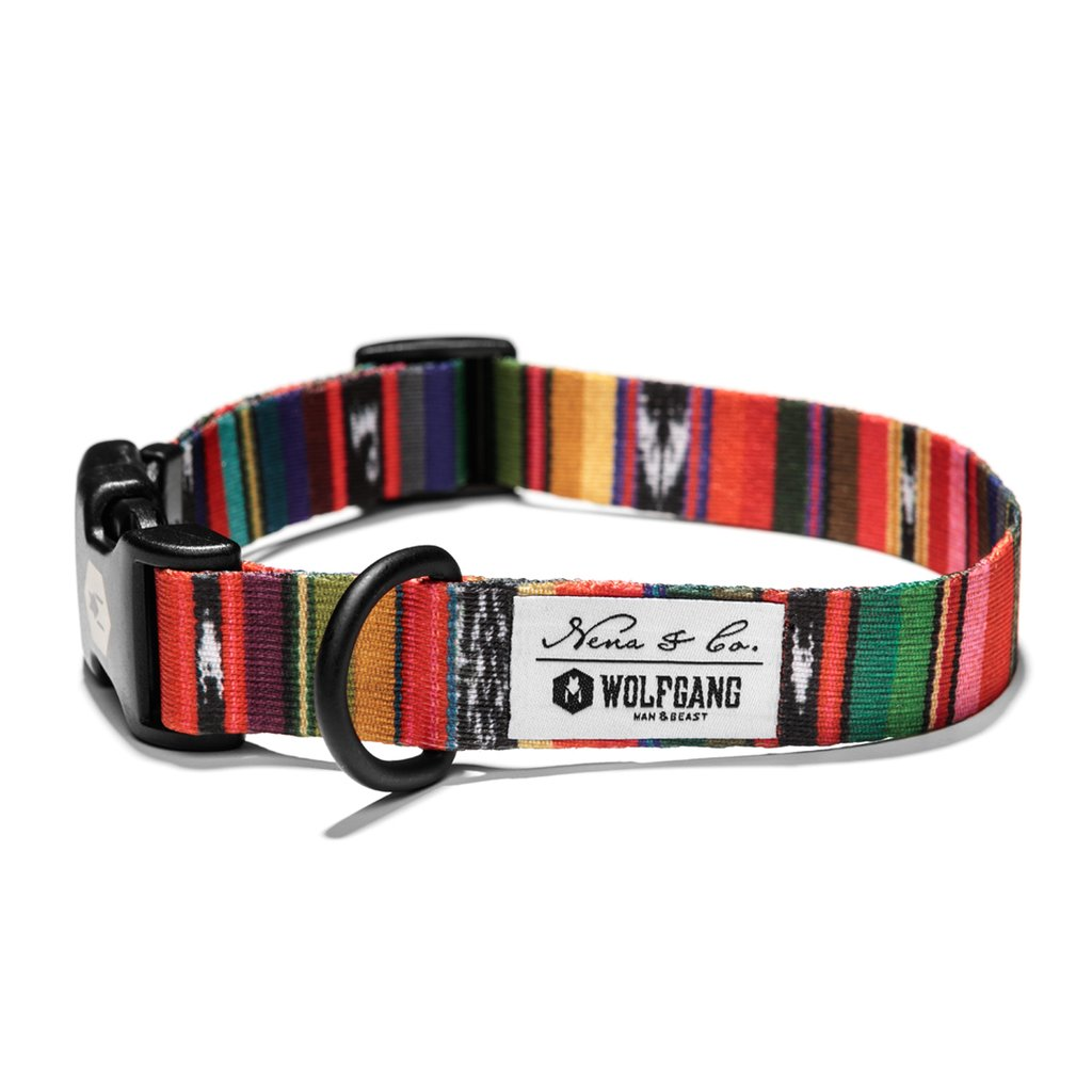 Wolfgang Antigua Dog Collar, Small