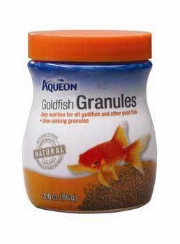 Aqueon Aga Goldfish Granules, 3-oz