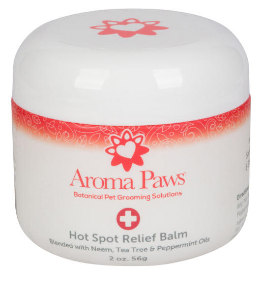 Aroma Paws Hot Spot Relief Balm