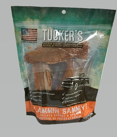 Tucker's DOG WYATT TREAT CHICKEN APPLE 5OZ