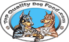 Top Quality Dog Food 50% Rabbit with Fur & 50% Lamb Breast Frozen Dog Food, 30-lb case