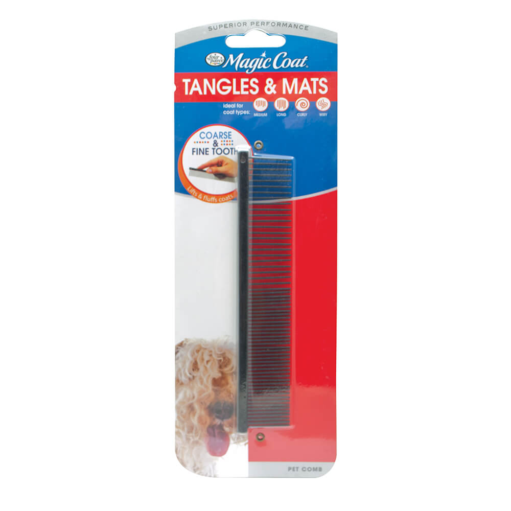 Four Paws Magic Coat Pet Comb