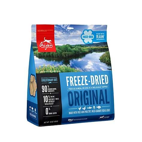 ORIJEN Original Freeze-Dried Dog Food, 16-oz
