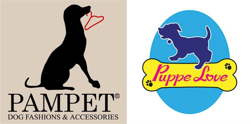 PAMPET / Puppe Love Dog Costume, Beach Bunny Girl Orange, Size 1