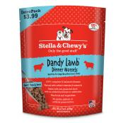 Stella & Chewy's Dandy Lamb Frozen Dinner Morsels Intropak Dog Food, 8.5-oz bag