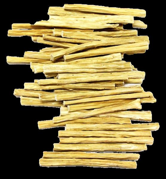 Sweetgrass 6 Inch Ruff Stix, 6 Ounce Bag