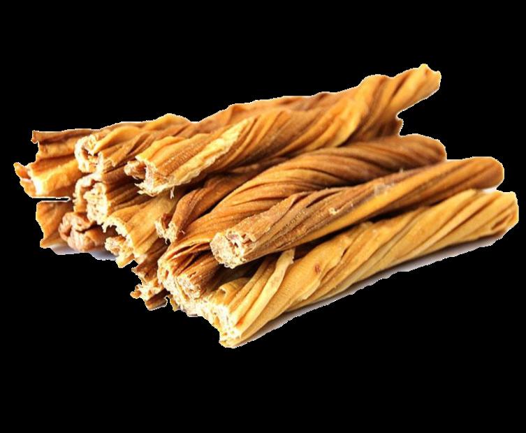 Sweetgrass 6 Inch Tripe Twist Dog Treats, 6 pk