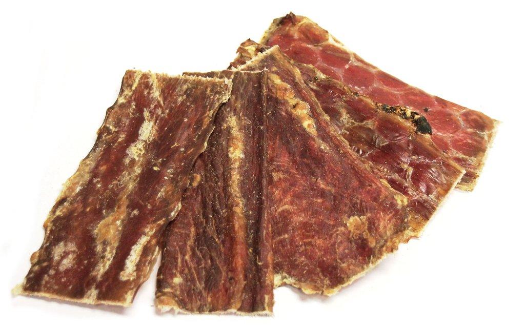 Sweetgrass Beef Taffy, 6 Ounce Bag