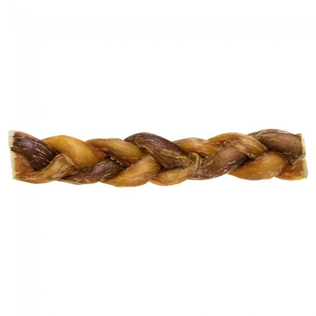 Sweetgrass Braided Bully Stick, 7 Inch