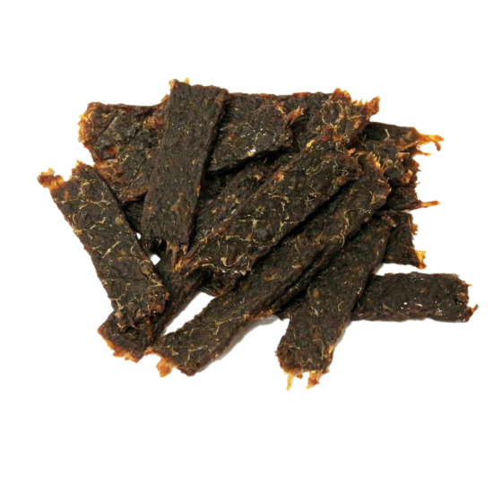 Sweetgrass Venison Jerky, 4 Ounce Bag