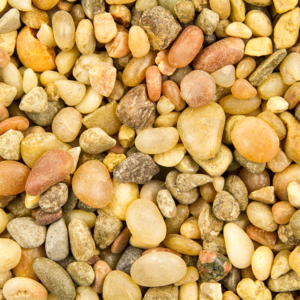 Estes Natural Aquarium Gravel, Swift Creek, 5-lb bag