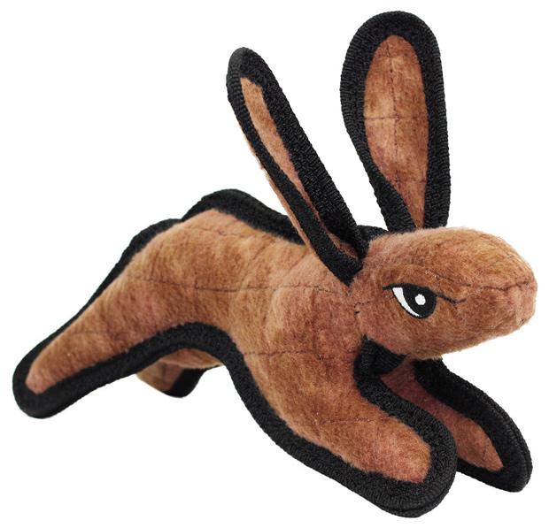 Tuffy's Barnyard Rabbit Jr Dog Toy