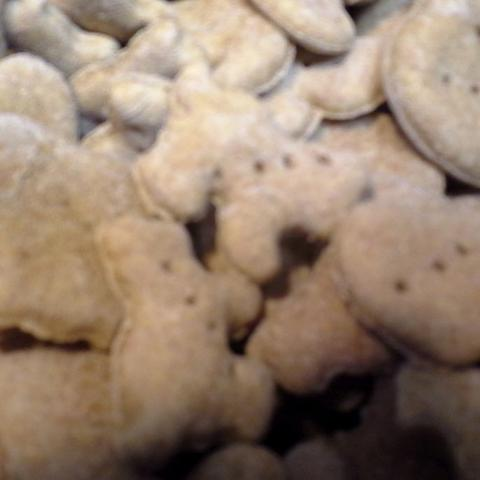Bosco's Biscuits Assorted Small Biscuits Dog Treats, 1-lb
