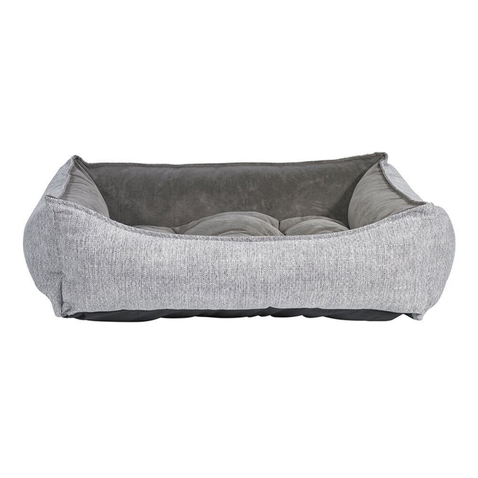 Bowser's Scoop Pet Bed, Allumina/Dusk, Large (39L x 30W x 11H in)