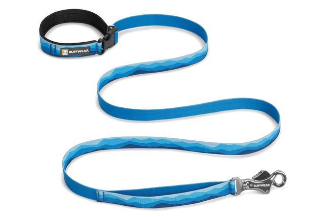 Ruffwear Flat out Dog Leash, Blue Mountains