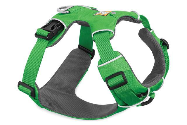 Ruffwear Front Range Dog Harness, Meadow Green, Large/X-Large (32-42-in)