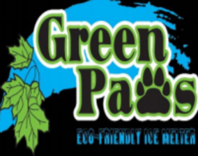 Green Paws Eco-friendly Ice Melt for Pets