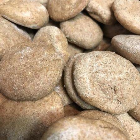 Bosco's Biscuits Oats, Peanut Butter & Alternative Supplement Dog Treats, 1-lb