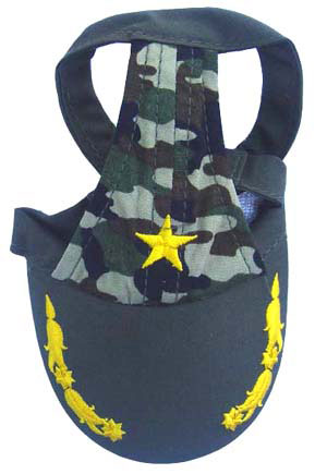 PAMPET / Puppe Love Dog Hat, Camo Cap, X-Small