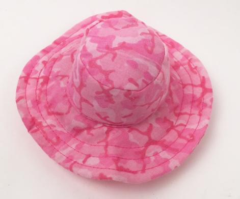 PAMPET / Puppe Love Dog Hat, Camo Pink, Medium