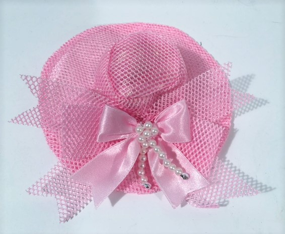 PAMPET / Puppe Love Dog Hat, Sun Hat Pink, Small