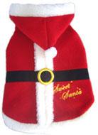 PAMPET / Puppe Love Dog Costume, Sweet Santa, Size 5