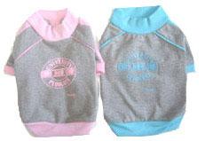 PAMPET / Puppe Love Dog T-Shirt, Pet Degree Pink, Size 6