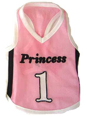 PAMPET / Puppe Love Dog Jersey, Princess, Size 0