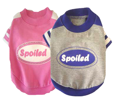 PAMPET / Puppe Love Dog T-Shirt, Spoiled Pink, Size 4