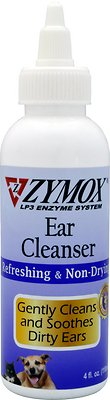 Zymox Ear Cleanser for Dogs & Cats