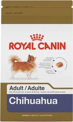 Royal Canin Chihuahua Adult Dry Dog Food, 2.5-lb bag