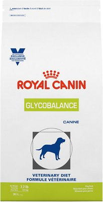 Royal Canin Veterinary Diet Glycobalance Formula Dry Dog Food, 7.7-lb bag