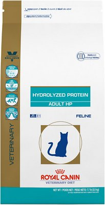 Royal Canin Veterinary Diet Hydrolyzed Protein HP Dry Cat Food, 7.7-lb bag