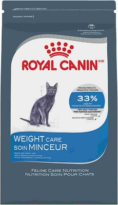 Royal Canin Weight Care Dry Cat Food, 6-lb bag