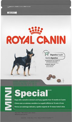 Royal Canin Mini Special Dry Dog Food, 3.5-lb bag
