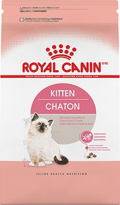 Royal Canin Kitten Dry Cat Food, 3.5-lb bag