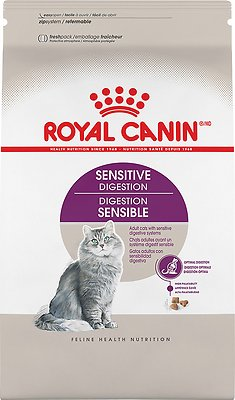 Royal Canin Sensitive Digestion Dry Cat Food, 3.5-lb bag